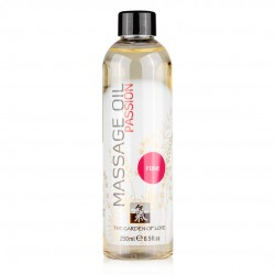 Shiatsu Massage Oil - Passion Roses