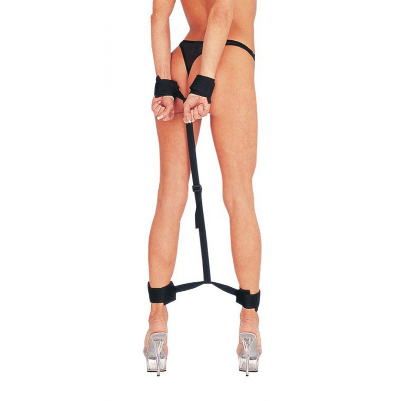 Wrist/Ankle Restraints | 4024144526543 | Hand Cuffs & Ankle Cuffs