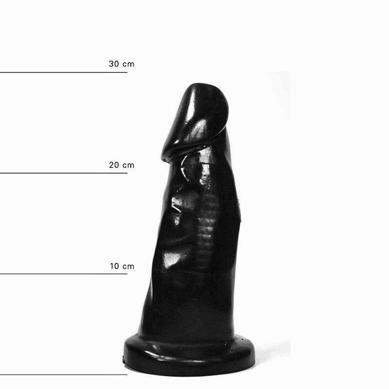All Black Dildo AB38 39 cm | 5420044205516 | Μεγάλα Dildo & Dildo για Fisting