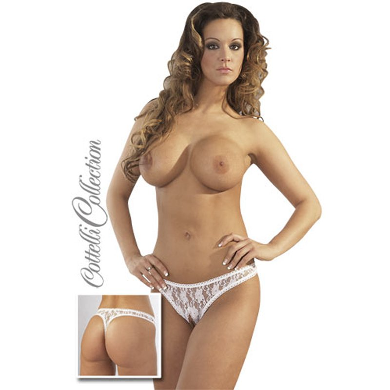 Crotchless Thong | 4024144000340 | Crotchless Thongs