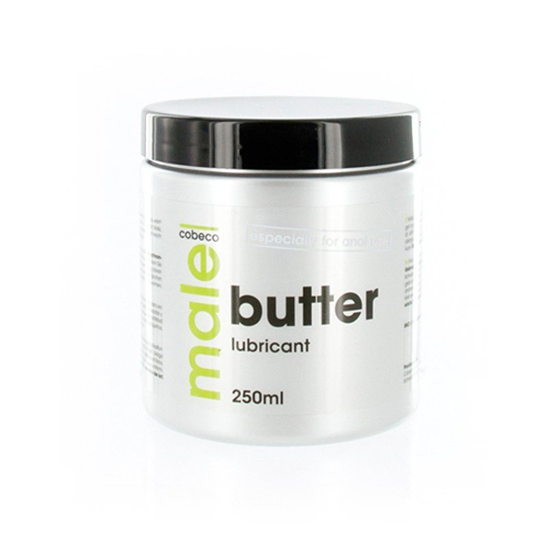 MALE - Butter Lubricant 250 ml | 8717344178686 | Fisting & Male Lubes