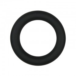 Δαχτυλίδι Πέους Silicone Cock Ring Black medium