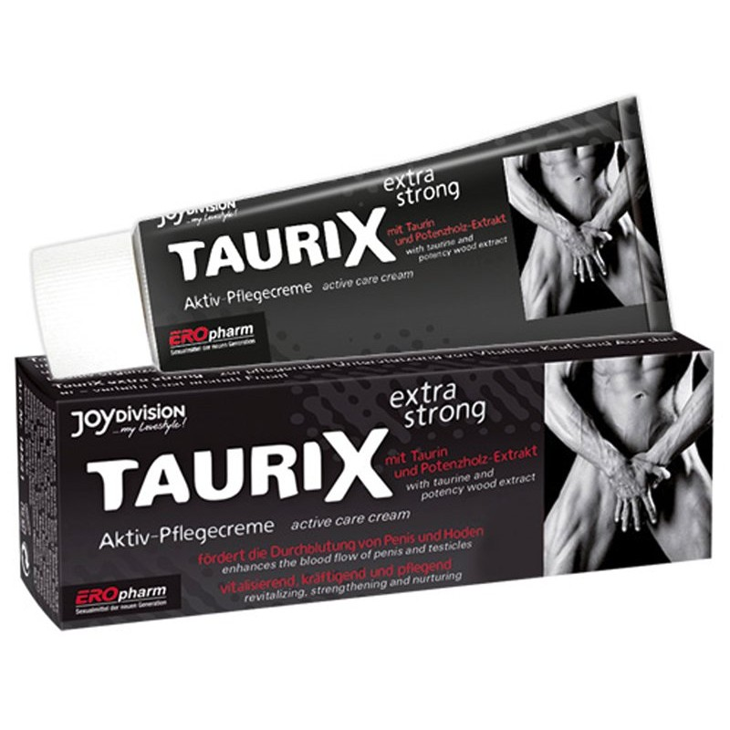 TauriX Extra Strong 40 ml | 4028403148316 | Stimulating Sprays & Creams