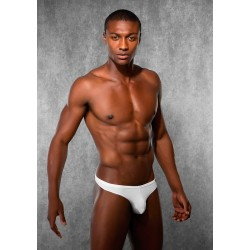 Doreanse Men's Thong - White