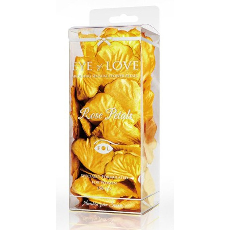 EOL Rose Petals - Gold | 818141012079 | Couples & Party Gags