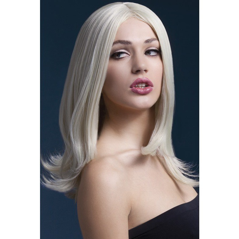 Fever Sophia Wig 17inch/43cm Blonde Long Layered with Centre Parting | 5020570425060 | Περούκες