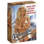 Lovedoll Claudia | 4024144510269 | Blow up Dolls
