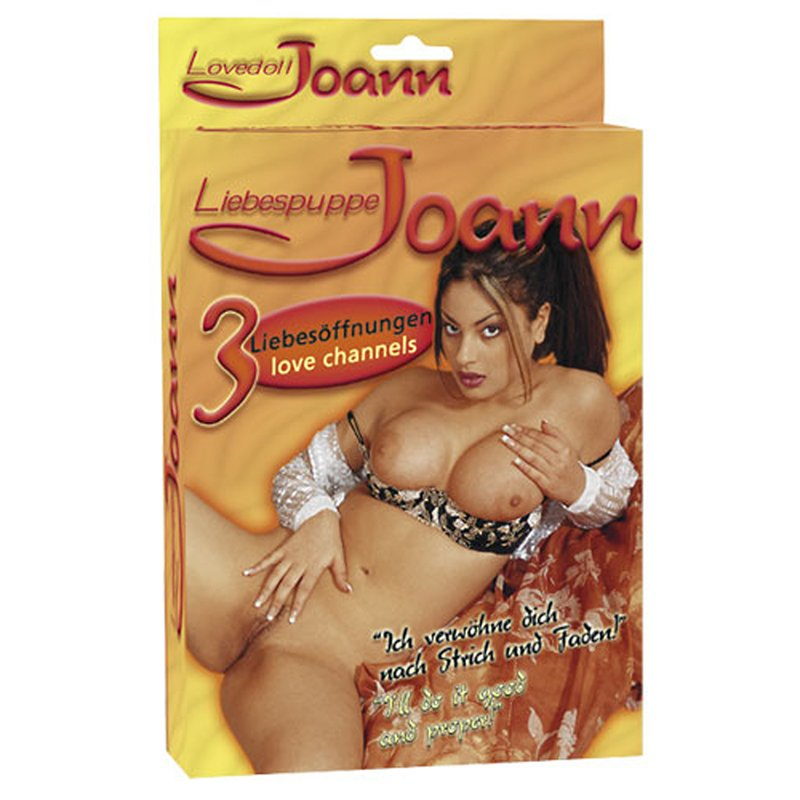 Lovedoll Joann | 4024144520213 | Blow up Dolls