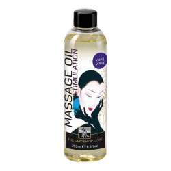 Shiatsu Massage Oil - Ylang Ylang
