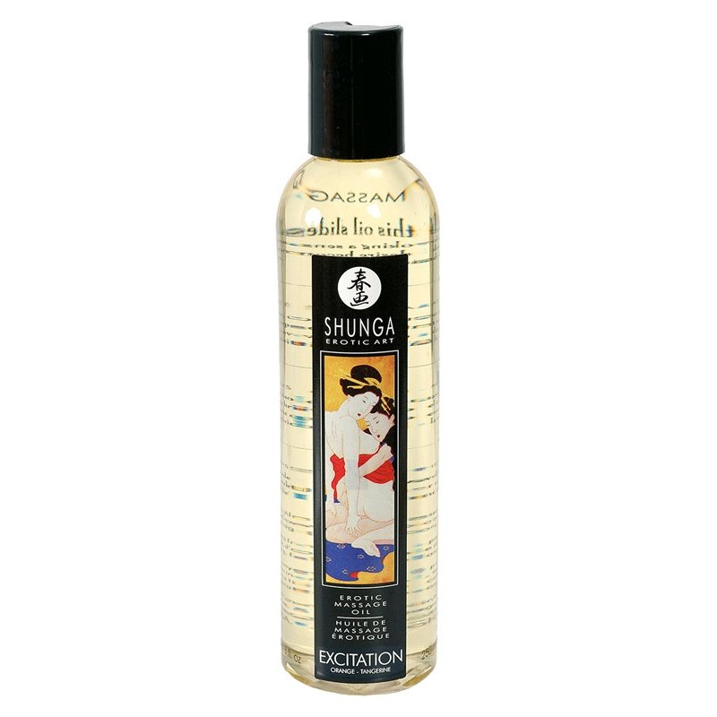 Shunga - Massage Oil Exitation | 697309010030 | Massage Oils