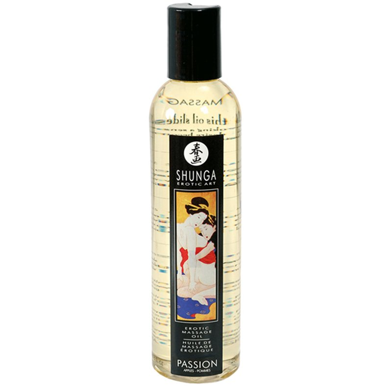 Shunga Massage Oil Passion - 250 ml | 697309010054 | Massage Oils