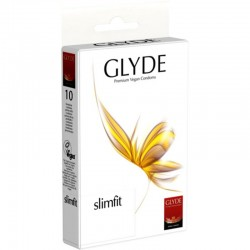 Glyde Ultra Slimfit - 10 Condoms