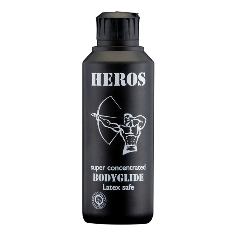 Heros Silicone Lube - 200 ml | 8714777000546 | Silicone Lubricants