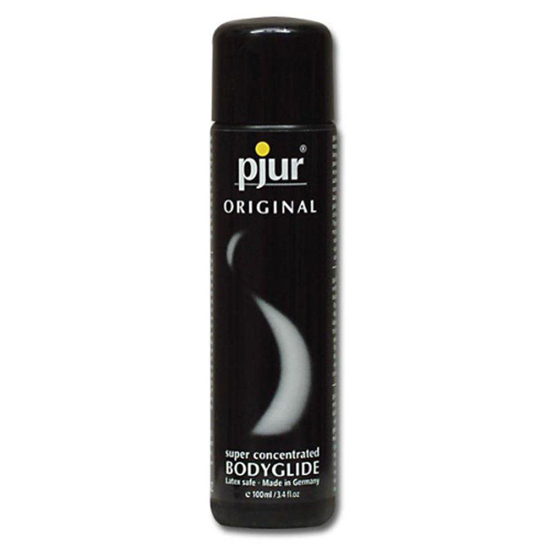 Pjur Original Super Concentrated Bodyglide - 100 ml | 827160106249 | Silicone Lubricants