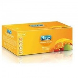 Durex Pleasurefruits Condoms 144pcs