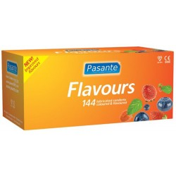 Pasante Flavours condoms 144pcs