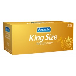 Pasante King Size Condoms 144 pcs