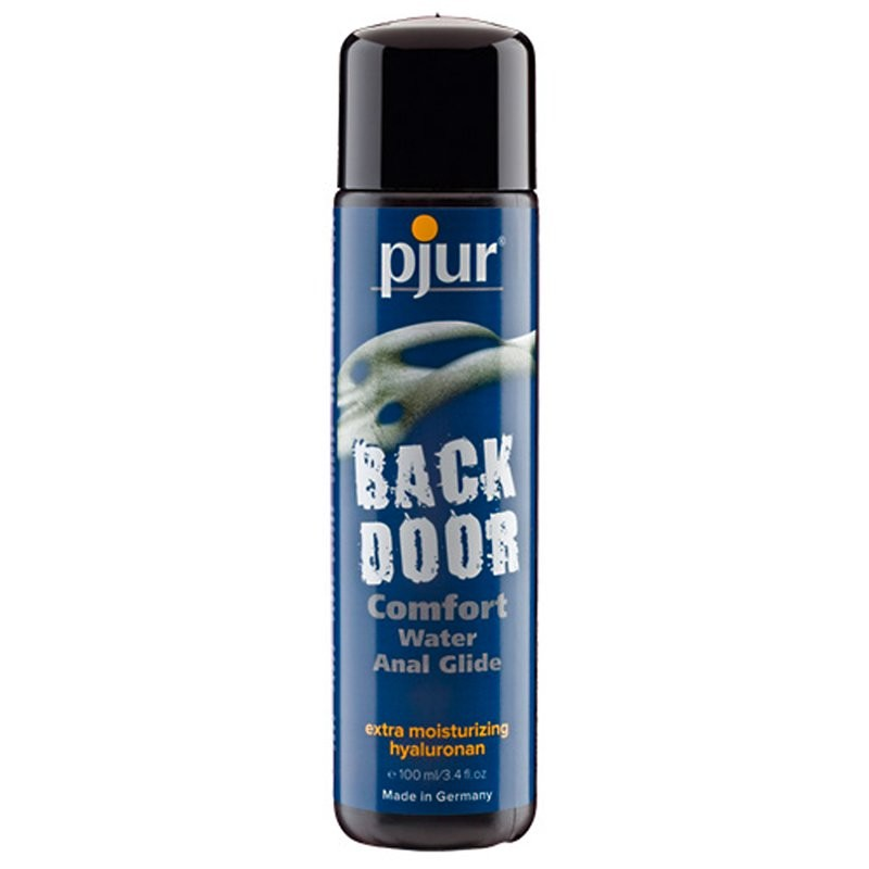 Pjur Backdoor Comfort Water Anal Glide - 100 ml | 827160110147 | Anal Lubricants