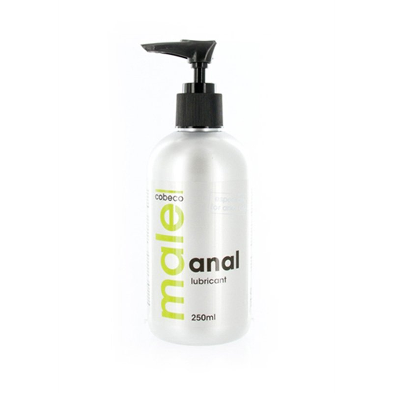 MALE - Anal Lubricant 250 ml | 8717344178709 | Anal Lubricants
