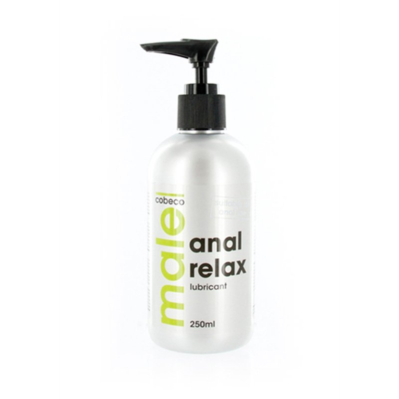 MALE - Anal Relax Lubricant 250 ml | 8717344178723 | Anal Lubricants
