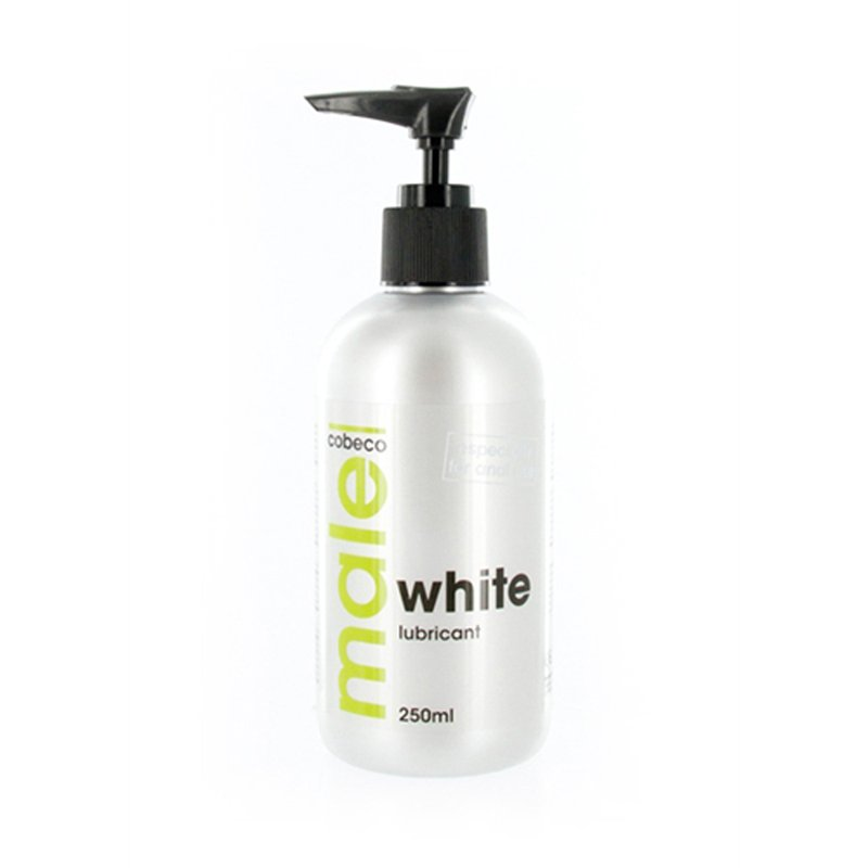 Male White Lubricant - 250 ml | 8717344178679 | Anal Lubricants