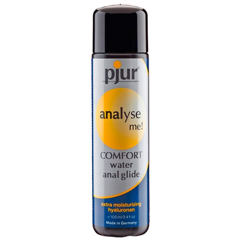 pjur® analyse me! Comfort Water Anal Glide | 827160110130 | Anal Lubricants