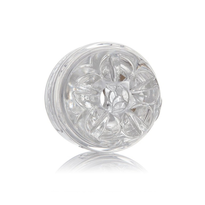 Fleshlight  - Quickshot Vantage Transparent | 810476019914 | Original Fleshlight