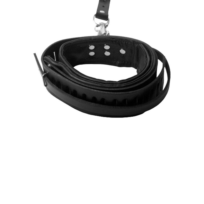 Strict Leather Sling and Stirrups   811847019243   Sex Swings