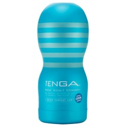 Tenga - Cool Deep Throat Cup