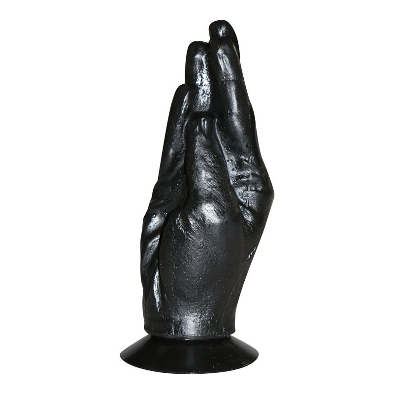 Fisting Hand Black | 8717729670262 | Huge & Fisting Dildos