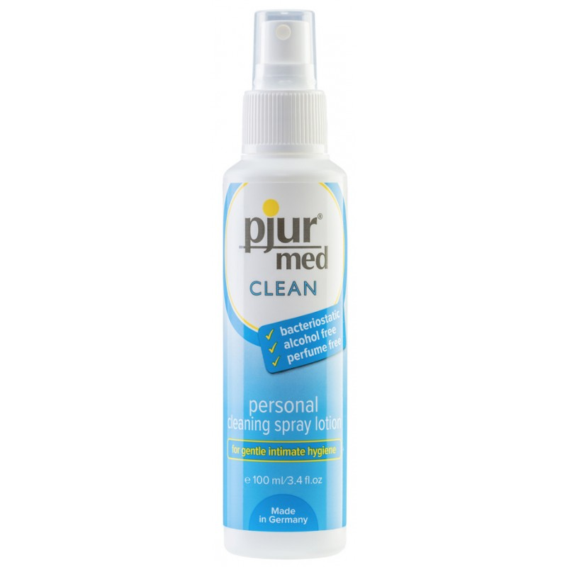 Pjur medical CLEAN Spray - 100 ml | 827160104023 | Sex Toy Cleaners