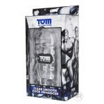 Clear Smooth Cock Enhancer - Transparent Sleeve | 848518020482 | Penis Extenders