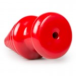 American Bombshell Destroyer Red | 782421054366 | Butt Plugs