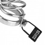 Keyholder 10 Pack Numbered Plastic Chastity Locks | 848518014535 | Chastity Devices - Ζώνες Αγνότητας