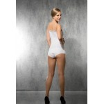 Ladies Top With Lace - White | 8697694805893 | Tops