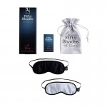 Σετ 2 Μασκών No Peeking - Soft Blindfold Twin Pack | 5060108819657 | Μάσκες