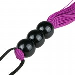 Purple Silicone Whip | 8718627527610 | Whips & Floggers